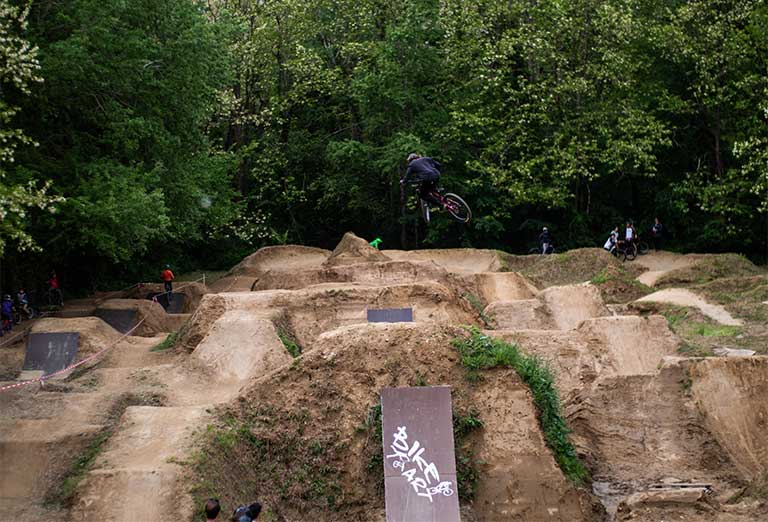 You are currently viewing Bikepark de Lacroix-Falgarde