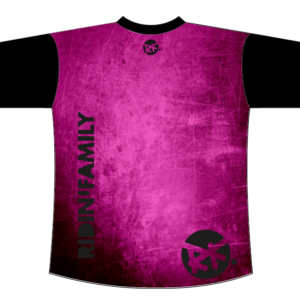 Maillot Ridin Family Adultes Manche Courtes 2018 – 4139