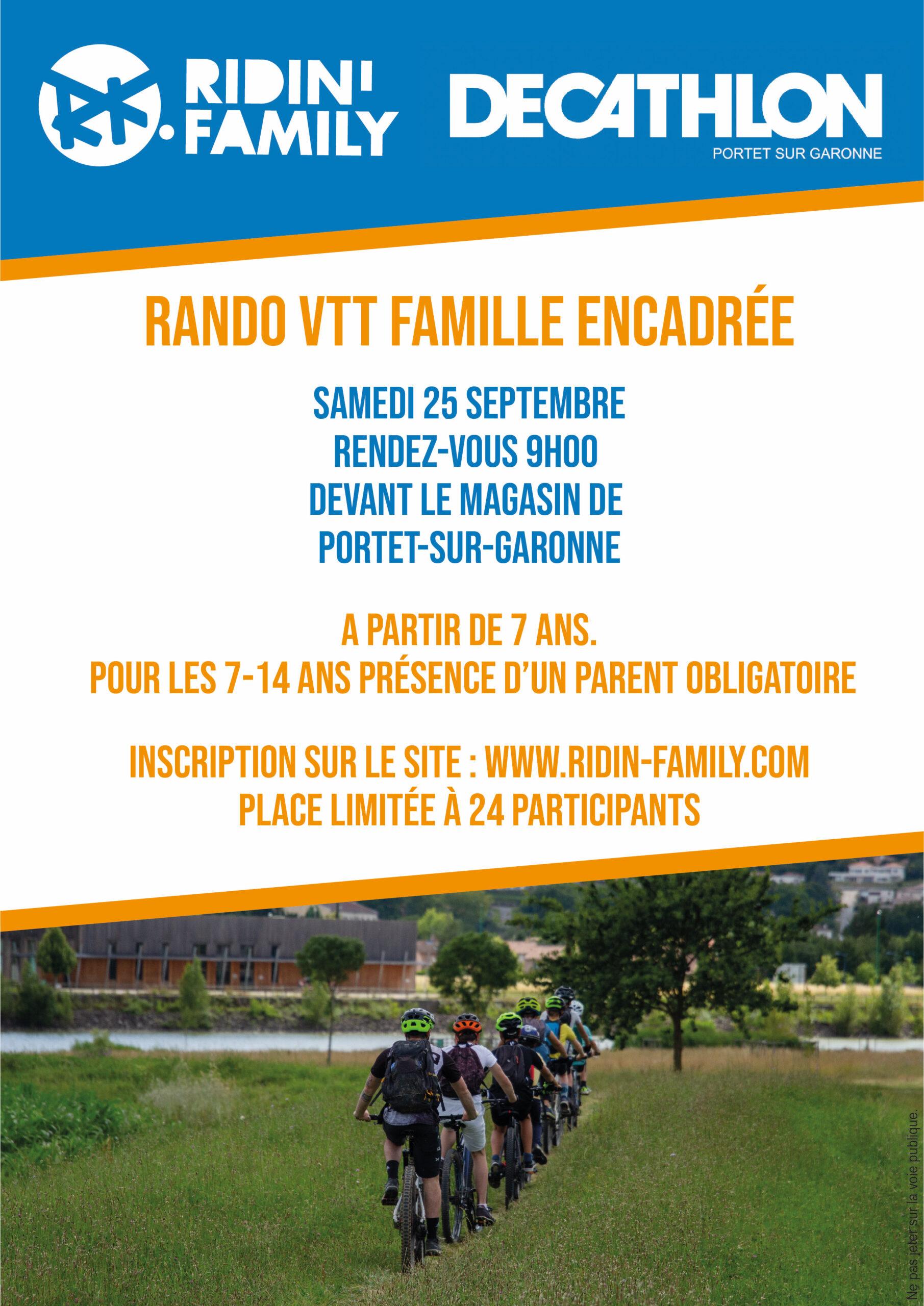 You are currently viewing Rando Famille Encadrée DECATHLON – Ridin'Family – 25/09/21